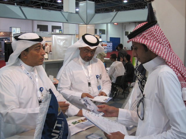 NIT Participates in The Third Recruitment Exhibition for Employment